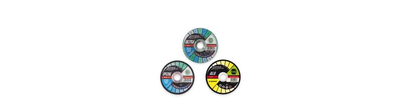 Rough grinding discs