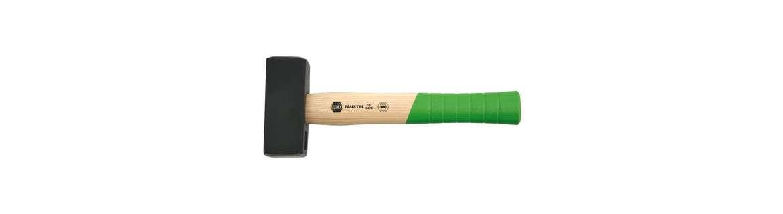 RECA DIN 6475 mallet with ash shaft