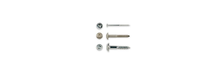 Tamperproof bolts