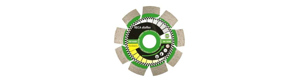 diaflex RS10AB electrician's disc 115-230mm