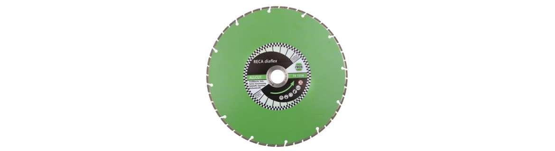 diaflex All-Cut/Special plastic 76-350mm
