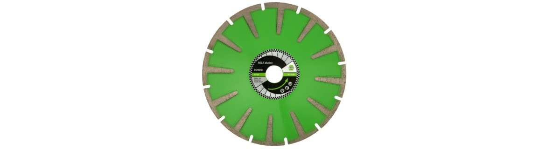 diaflex curved disc RONDO 125-180mm