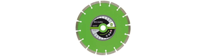 diaflex low-noise disc SILENTIO 230-350mm