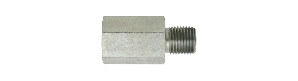 Adapter for machines