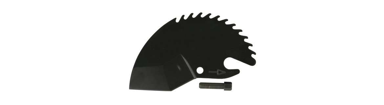 RECA spare blade for plast. pipe shears