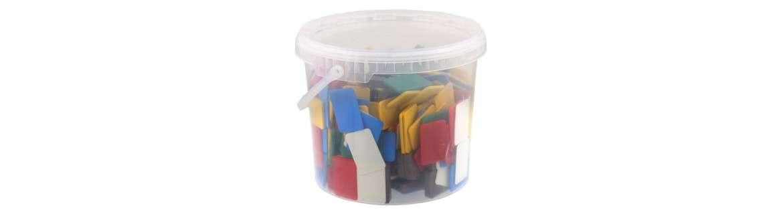 Shims 40 x 60 mm, in bucket