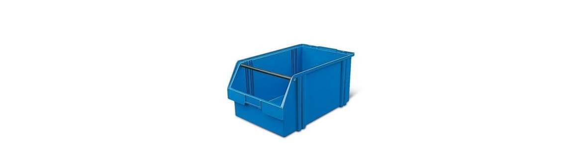 Storage containers, plastic