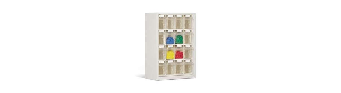 Transparent organiser