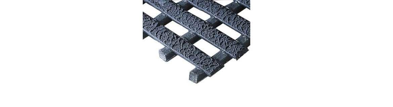 Industrial grid matting
